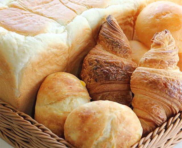 朝食におすすめのパン各種