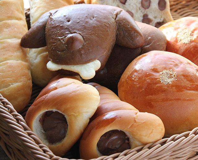 おやつにおすすめのパン各種